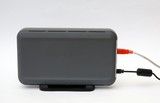 external hard drive for computer or laptop.  poster