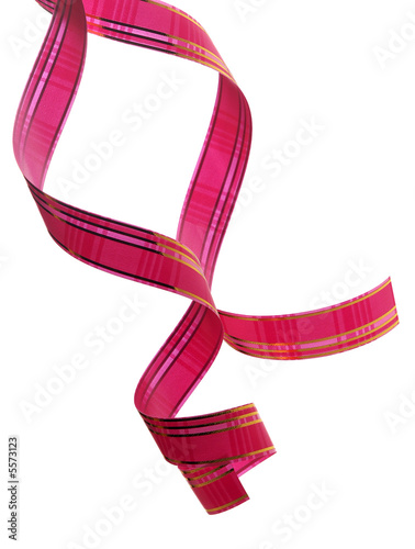 coloured holiday's accessory on a white background