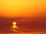 Fototapety Yellow sunset