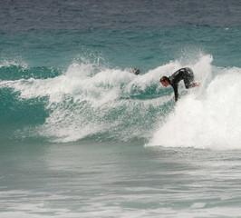 alessio poli surf alle canarie