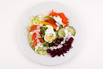 gemischter Salat