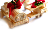 Christmas Decoration Objects poster