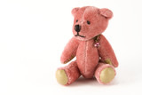 Teddy bear with jewellery poster