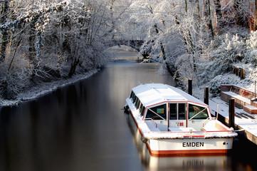 Emder Ausflugsboot