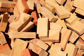 Bulk of bricks..