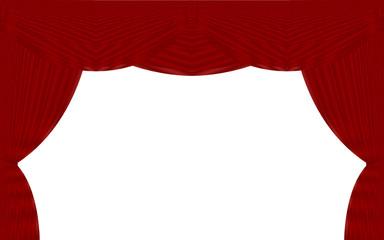 bühnen-vorhang