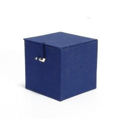 Close blue box