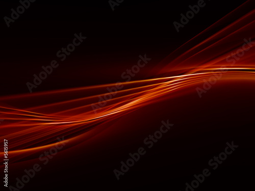 light flare streak abstract background