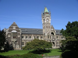 University of Otago - Clocktower Building