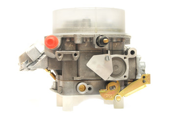 carburetor isolated
