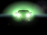 Fototapety Car in darkness