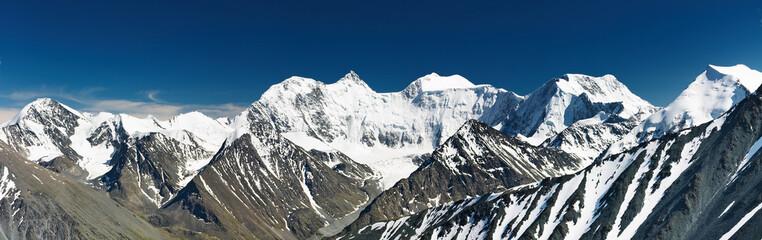 Belukha- the highest peak of Siberia