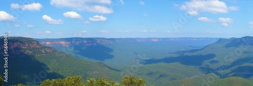 Blue Mountains - Panorama III