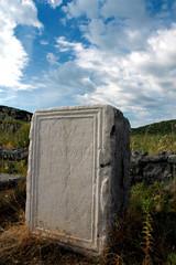Roman epitaph