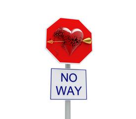 stop broken heart