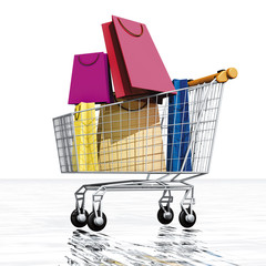 ShoppingBags03carrello