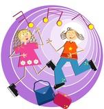 handbag dancing poster