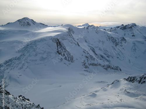 Gletschersicht