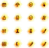 software icons, dots series poster