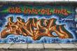 Berlin wall tag