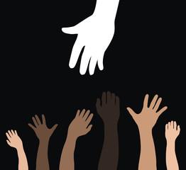 ayuda multietnica