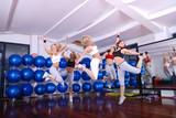 Fototapety happy fitness