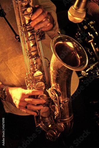 Saxophone - 5676198