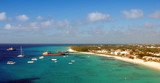 Scenery from the island of Grand Turk poster