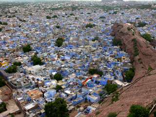 Jodhpur - The Blue city