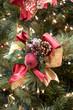 Christmas Tree Apple Decoration