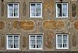 façade peinte à Tölz