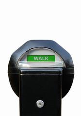 Environmental parking meter