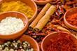 Leinwanddruck Bild Spices II
