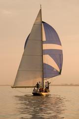 Dusk Sailing