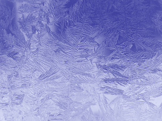 Winter abstraction