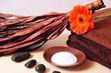 Wellness Sauna Entspannung poster