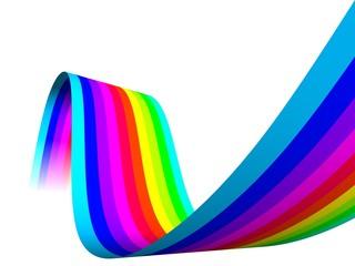 Multicolor Rainbow