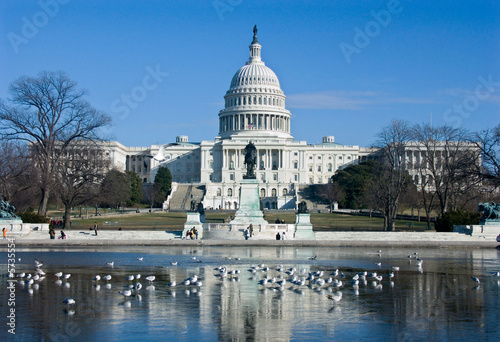 Capital Building, Washington DC, USA