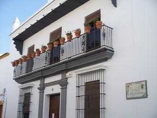 Casa Museo, J. Ramón Jimenez  y  Zenobia