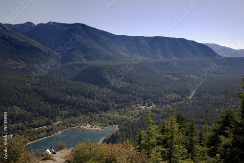 Rattlesnake Ledge, North Bend, Washington, Cascades