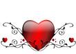 Blason de la Saint-valentin