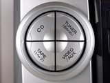 Silver Boom Box Stereo selection wheel poster