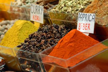 spezie miste al gran bazar