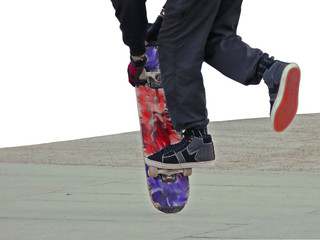skateboard IV