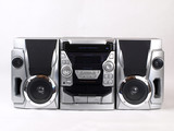 Silver Boom Box Stereo-old.JPG poster