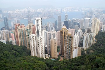 hong kong ftom peak