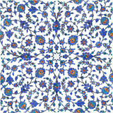 Ancient Turkish tiles poster