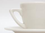 porcelain cup poster
