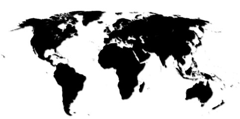 The world in Black