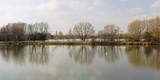 lake water kingsbury water park warwickshire midlands  poster